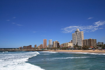 coastal city - Durban, South Africa