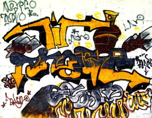 graffiti mexicain