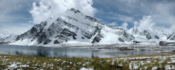 Pakistan - Hindu Kush - Lac Karambar
