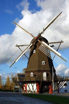 nørre jernløse mill