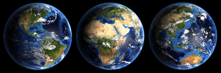 Planet Earth Hi-Res