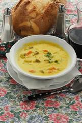 Zuppa gialla - Primi - Ricette della Carinzia - Austria