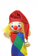 doll from puppet-show