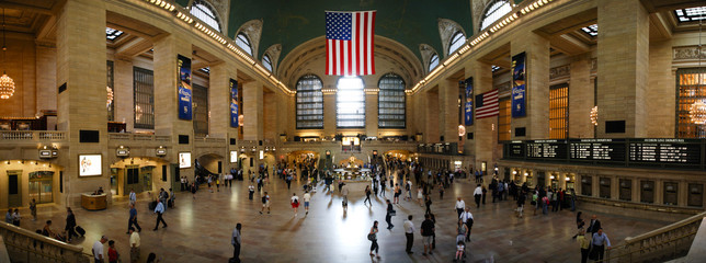 Photo panoramique Grand Central Station