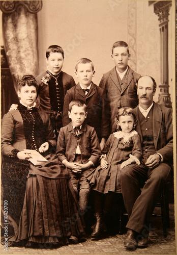 семейное ретро фото нудистов