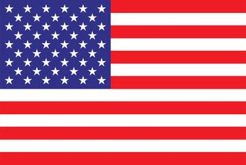 American Flag High Resolution