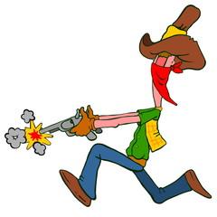 Piff-Paff Cowboy