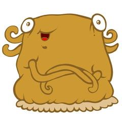 alien-cleaner octopus