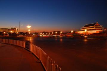 Tiananmen (square) night