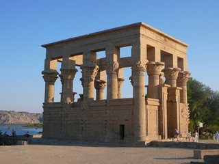 Temple de Philae - Egypte
