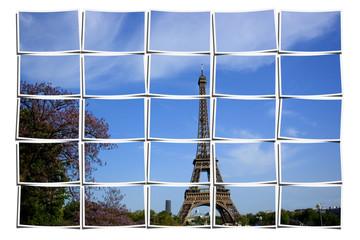 Paris en photos