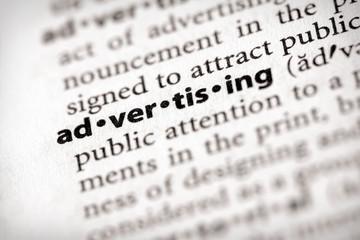"""advertising"". Many more word photos in my portfolio...."