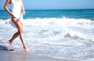 Strandlauf