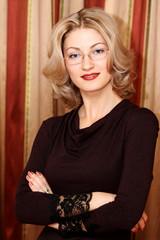 European Beauty woman