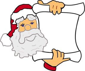 Etiquette de Noël