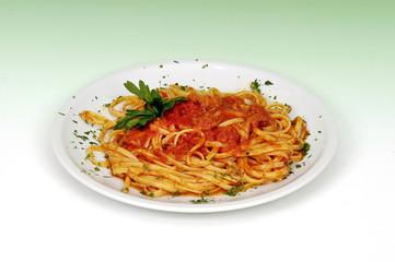 Linguine al pomodoro