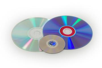 Three disks