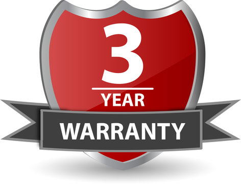 Warranty - 3 Year