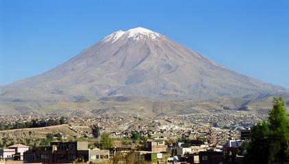 Arequipa vulcan