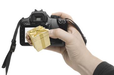 Present Shot