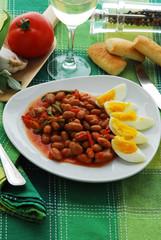 Fagioli al pomodoro - Contorni - Ricette della Lombardia