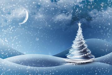 Christmas Tree! Icy version.