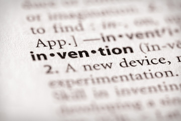 Dictionary Series - Science: invention
