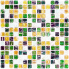 abstract tile background