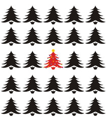 Biglietto natalizio