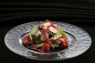 "Salad ""Spring""."