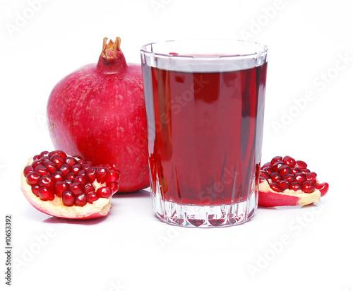 Гранатовый сок при беременности, польза граната и сколько