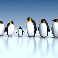 Fun penguins