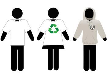 Symbol t-shirt hoodie sweatshirt copyspace people XXL