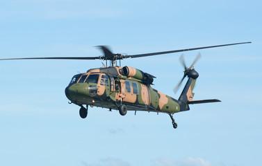 Army Blackhawk Chopper