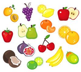 Various Fruits Part 1