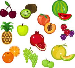 Various Fruits Part 2