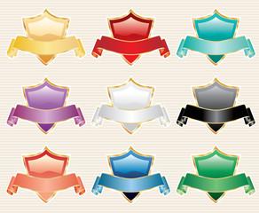 nine shields