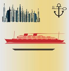Vintage Cruise Background