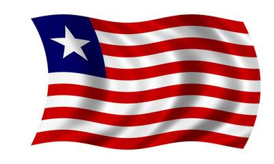 liberia fahne flag