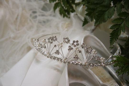 Tiara Wedding Headdress