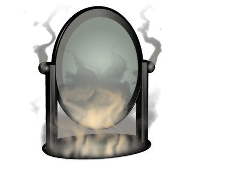 Mystical smoke and mirrors