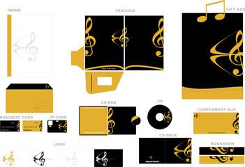 Music shop concept