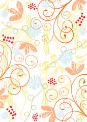 Background textile vector
