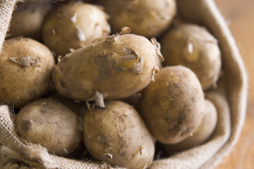 Bag Of Jersey Royal Potatoes