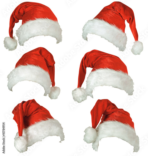 Cappelli Di Babbo Natale Stock Photo And Royalty Free Images On