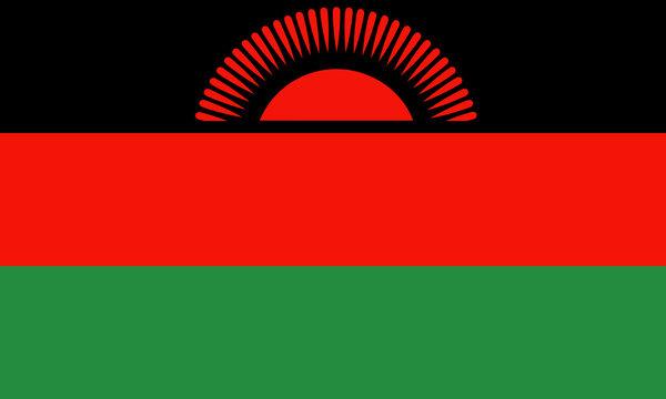 malawi fahne flag