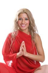 Cheerful meditation