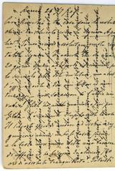 Calligrafia molto particolare