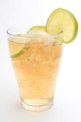 Drink in Glas