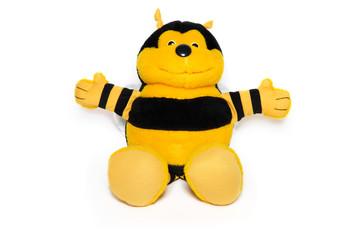 The plush bee